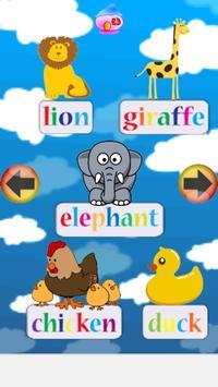 Animal Fun Sounds For Kids screenshot 2