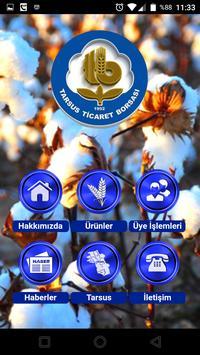 Tarsus Ticaret Borsası poster