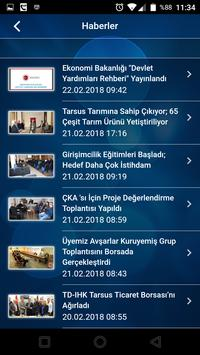 Tarsus Ticaret Borsası screenshot 2