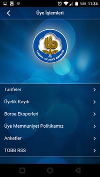 Tarsus Ticaret Borsası screenshot 4