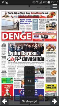 Aydın Denge Gazetesi apk screenshot