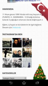 Ahmet AKSOY - IE apk screenshot