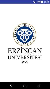 Erzincan Üniversitesi ÜBS poster