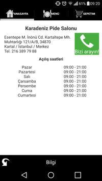 Karadeniz Pide Salonu Istanbul screenshot 4