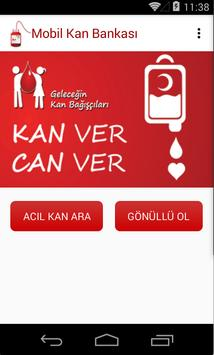 Kan Bankası poster
