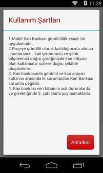 Kan Bankası apk screenshot