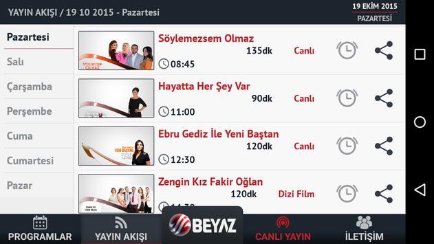 Beyaz TV screenshot 2