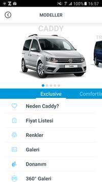 Volkswagen Ticari Araç screenshot 3