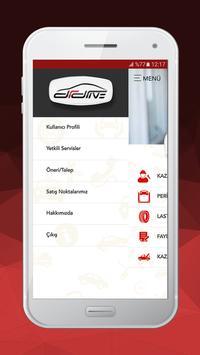 DRDrive apk screenshot