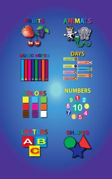 Toddlers Education Kit poster