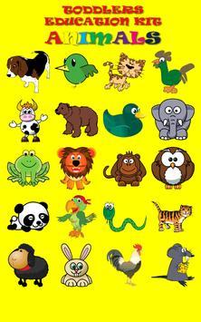 Toddlers Education Kit screenshot 2