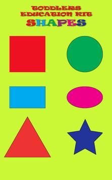 Toddlers Education Kit screenshot 7