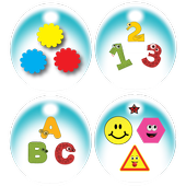 Education Bubbles for Toddlers icon
