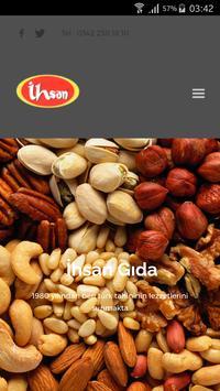 IHSAN GIDA poster