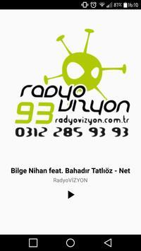 Radyovizyon Mobil apk screenshot