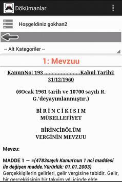 Maliyepostası Yayınları apk screenshot
