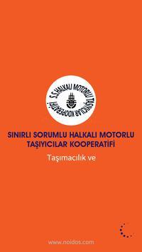 SS Halkalı M. T. Kooperatifi poster