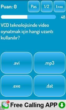 Bilişim Bilgi Yarışması apk screenshot