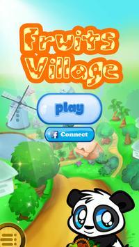 Fruit Village poster