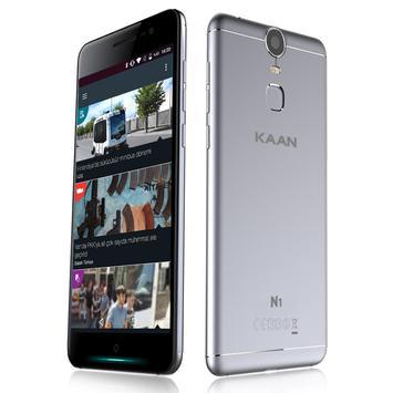 Kaan Launcher apk screenshot