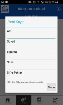 Niksar Belediyesi screenshot 4