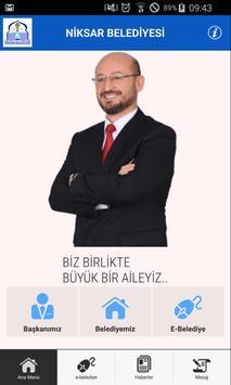 Niksar Belediyesi poster
