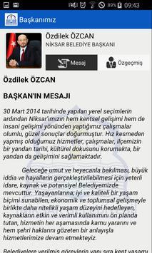 Niksar Belediyesi screenshot 3