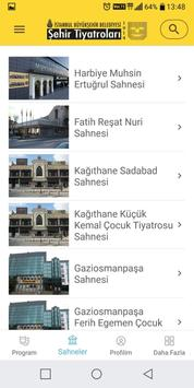 İBB Şehir Tiyatroları screenshot 4