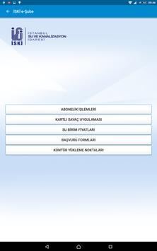 İBB İSKİ e-Şube apk screenshot