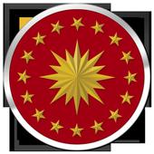 Pres of the Republic of Turkey icon