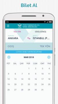 TCDD Taşımacılık E-Bilet screenshot 2