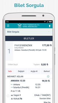 TCDD Taşımacılık E-Bilet screenshot 7