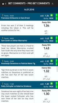 Bet Comments - Pro Bet Tips screenshot 4