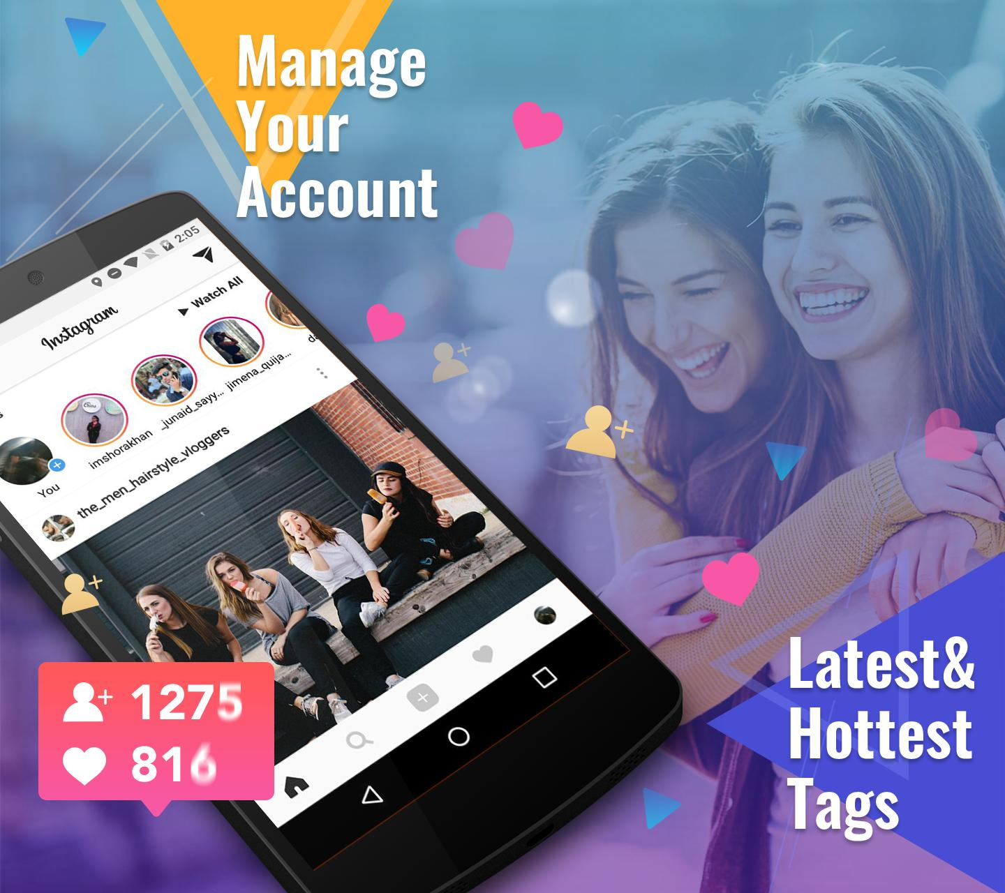 Real Followers Pro for Android - APK Download
