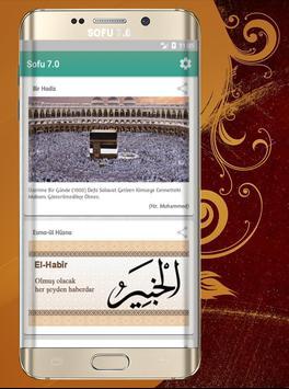 Sofu  7.0 | Kuran, Namaz Vakitleri, Ezan Vakitleri screenshot 1