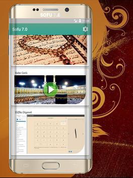 Sofu  7.0 | Kuran, Namaz Vakitleri, Ezan Vakitleri screenshot 3