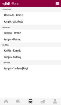 myOzU screenshot 5