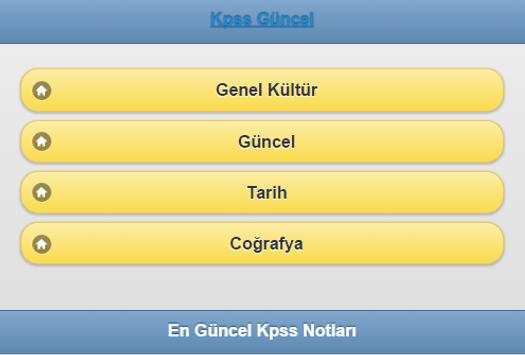 2015 Kpss Güncelmatik poster