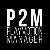 Playmotion Manager - P2M icon