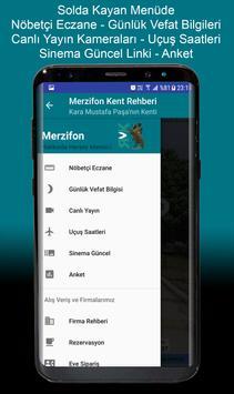 Merzifon Kent Rehberi apk screenshot