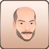 Bald Photo Editor icon