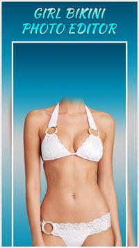 Girl Bikini Photo Editor apk screenshot
