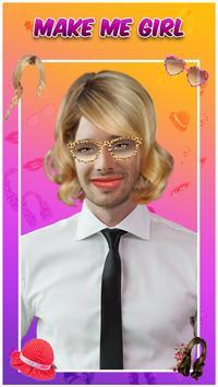 Make Me Girl : Face Changer poster