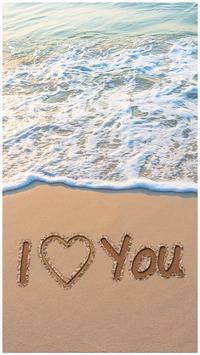 Name Art On Sand apk screenshot
