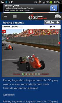 3D Araba Yarışı Oyunları screenshot 3
