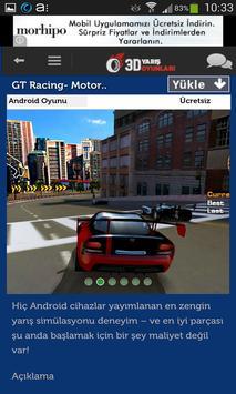 3D Araba Yarışı Oyunları screenshot 4