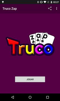 Truco Zap poster