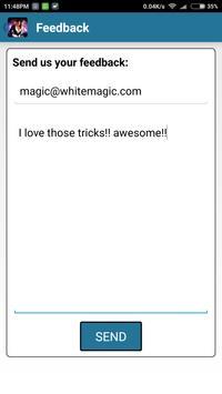 Magic Tricks Tutorials apk screenshot