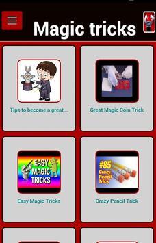 Magic tricks screenshot 8