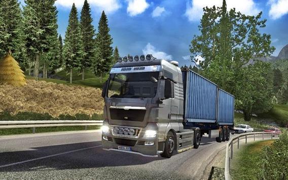 Truck Highway Racer 2017 poster